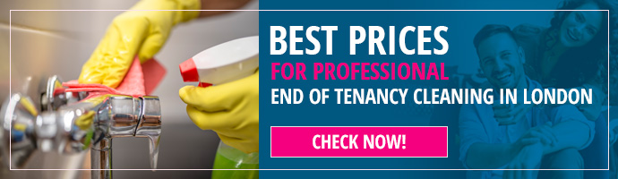 banner best prices for end of tenancy cleaning london